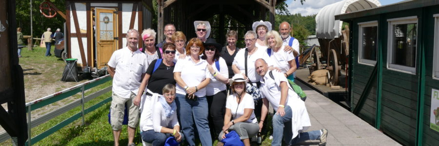 Ausflug nach Haselbach am 19.08.2017
