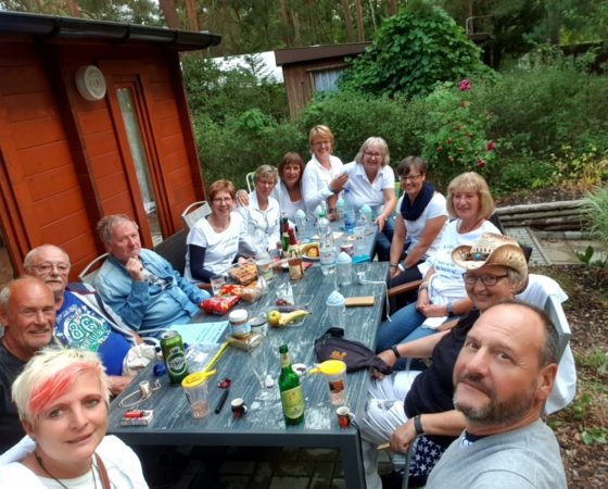 Countryweekend in Bornsdorf 2019